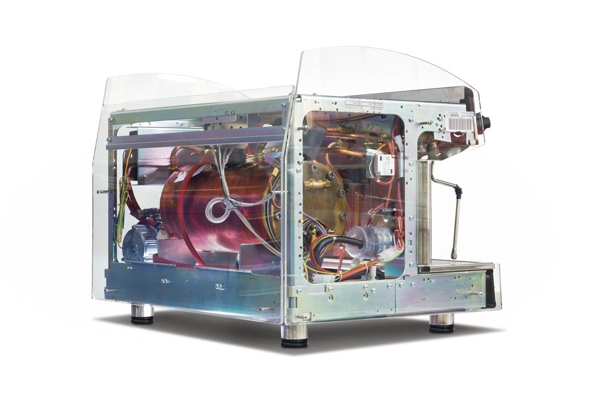Service Sphere   Shower Screen Inox Cimbali M21 M24 M29