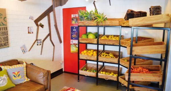 Beans and Greens Organic Café