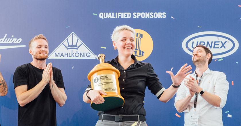 World Barista Champion Carimali