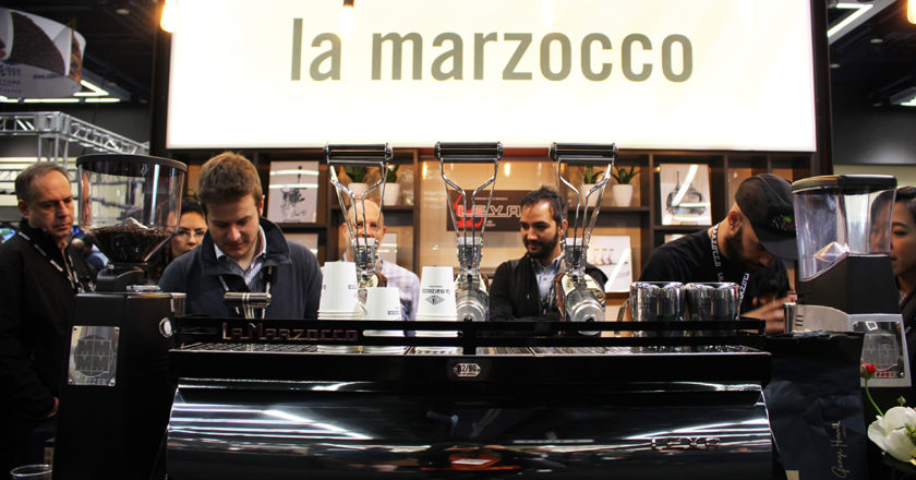 La Marzocco Receives 2018 London Coffee Festival Award