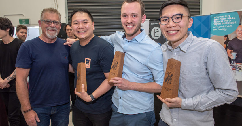 devin loong of Ona Coffee
