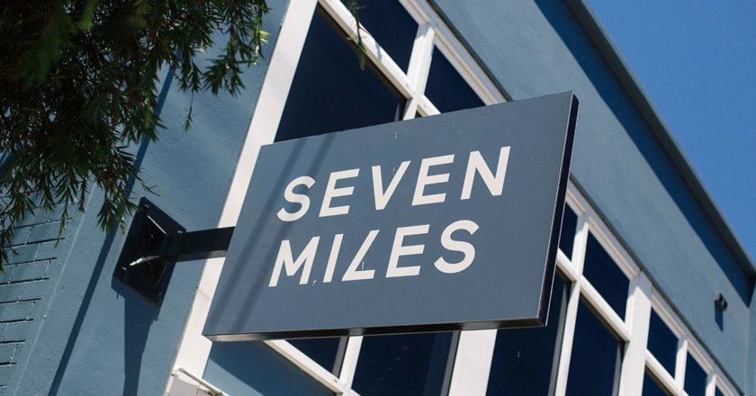 Seven miles telemetry