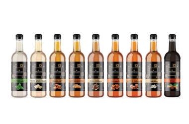 Arkadia Premium Syrups