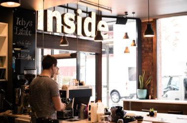 Inside Café