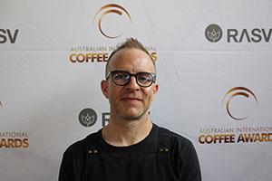 Head Barista Adam Metelmann
