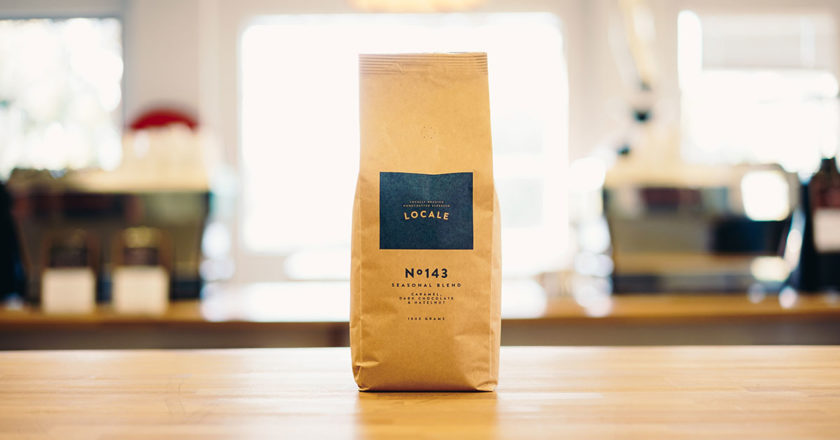 No143 seasonal blend
