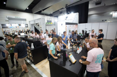 MICE2020 exhibition space
