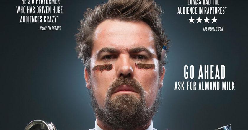 Ben Lomas The Caffeinator Returns Melbourne International Comedy Festival