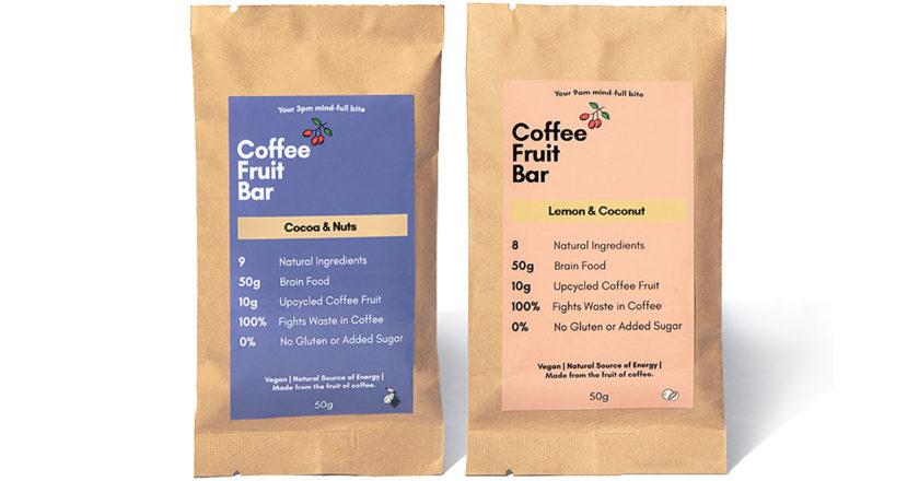 coffee fruit bar