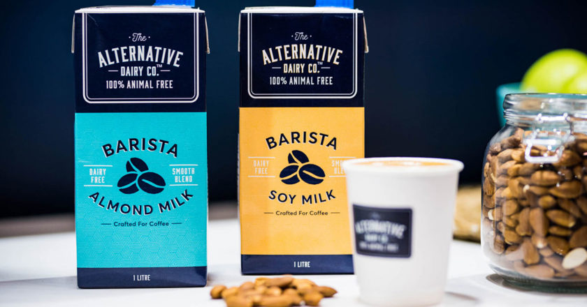 Alternative Dairy Co barista milk