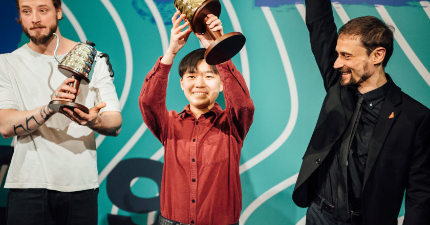 Jia Ning Du World Brewers Cup