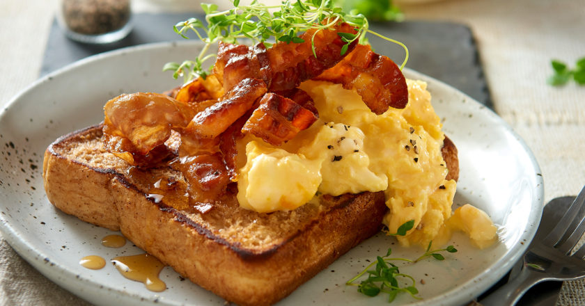 Sunny Queen French toast