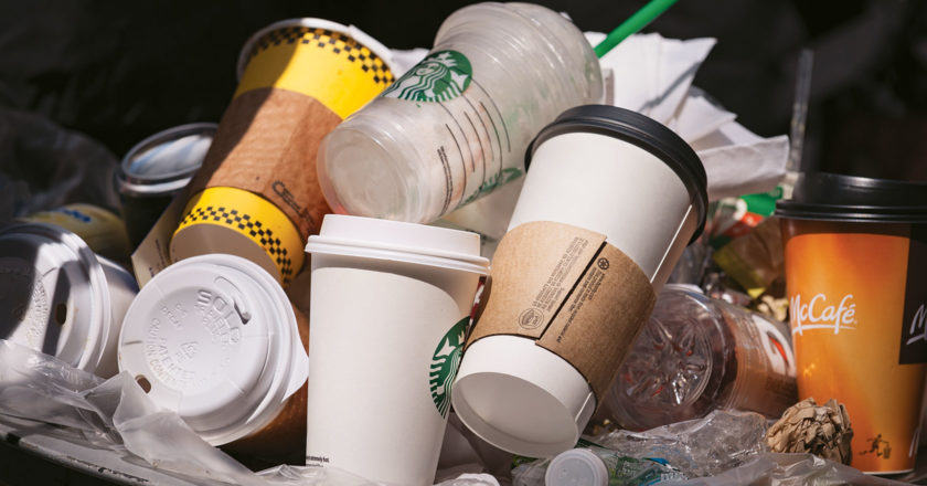 starbucks wwf plastic pollution