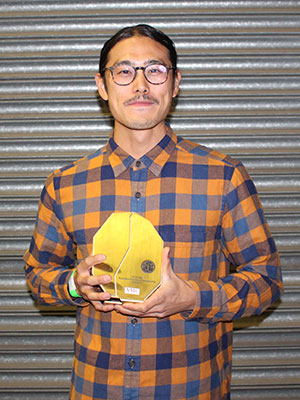 Takumi Sakamoto of Deluca Coffee wins 2019 Australian Coffee