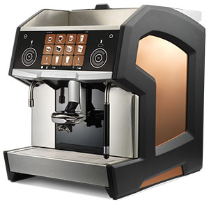 coffee machines developed over time