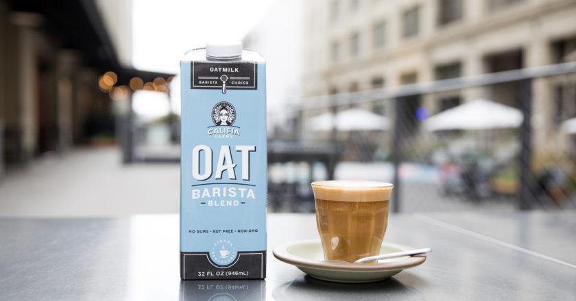 Califia Farms launches café-oriented oat milk - BeanScene