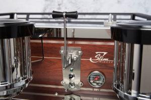 Slim Jim espresso machine
