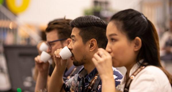specialty coffee community