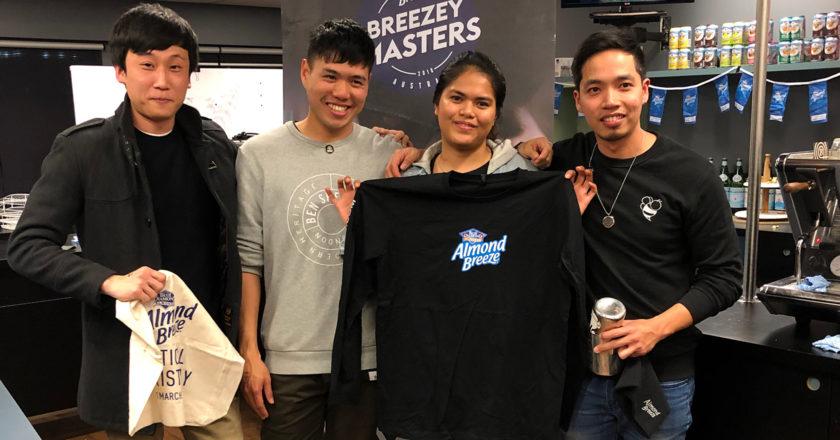 Vicky Chuaybamrung Breezey Masters