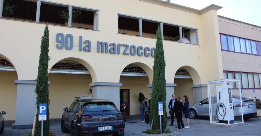 La Marzocco workplace