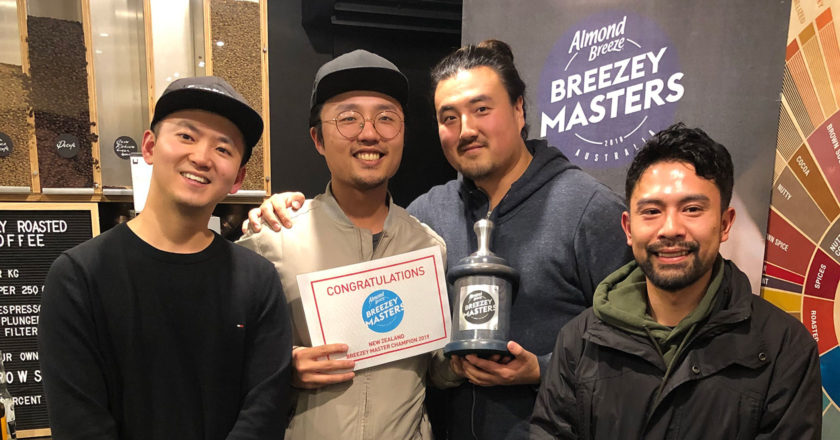 Auckland Breezey Masters