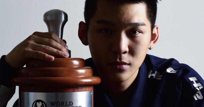 Cocobei World Latte Art Champion