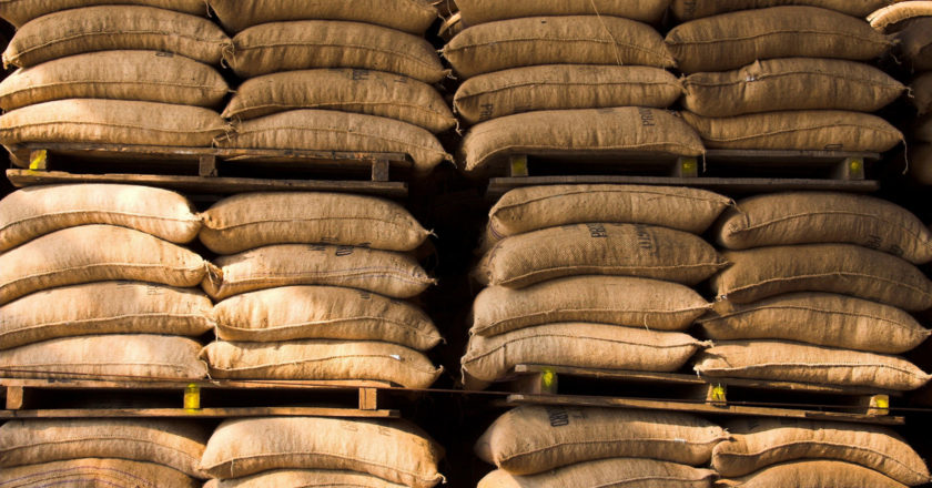 Coffee surplus