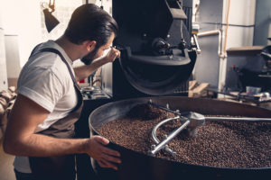 Starting a coffee roastery