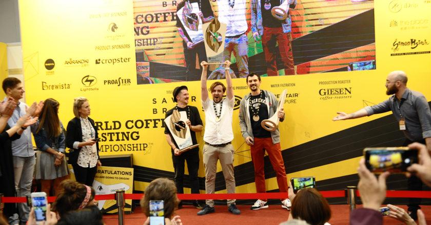 world coffee roasting championship