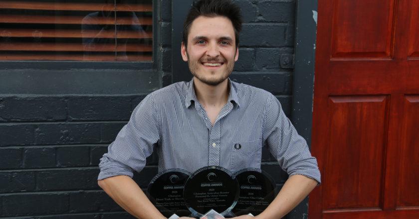Campos Coffee Champion Australian Roaster