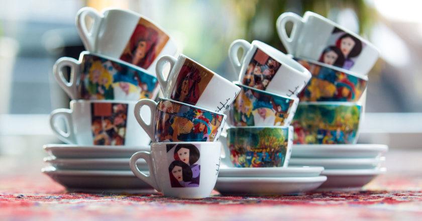 club house coffee cup