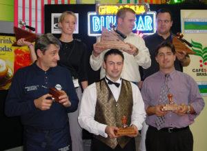 first world barista championship