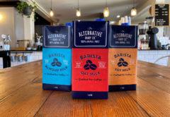 alternative dairy co barista milks