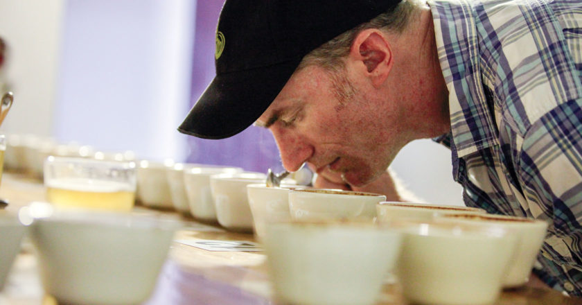 Coffee competitions virtual