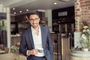 Financial advice cafés