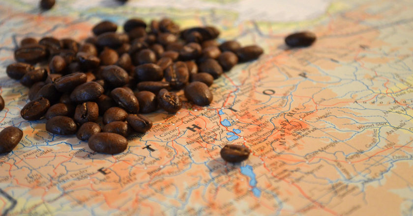 first Ethiopia Cup of Excellence