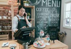 cafés adapt change