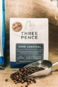 three pence coffee roasters