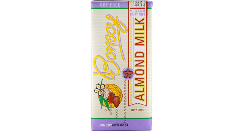 Bonsoy Almond Milk