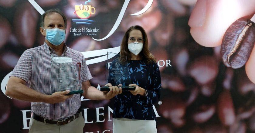 El Salvador Cup of Excellence auction