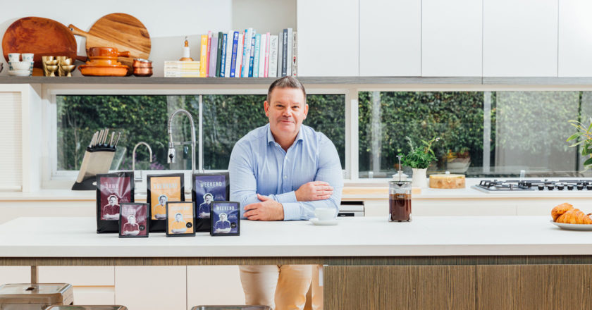 Gary mehigan Veneziano coffee