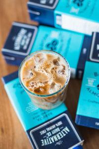 barista almond milk