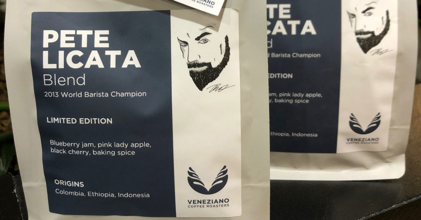 Veneziano Pete Licata blend