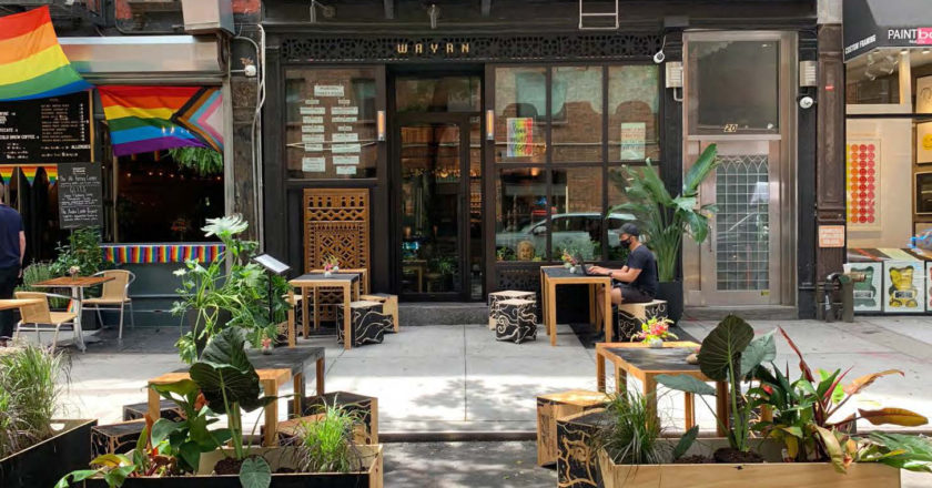 melbourne outdoor seating