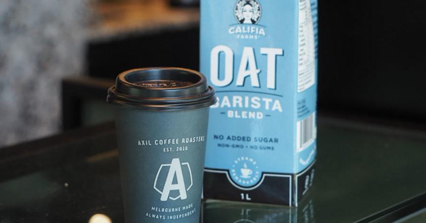 axil oat milk