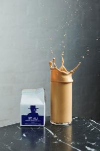 RTD coffee