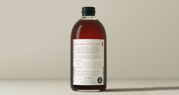 Code Black coffee liqueur