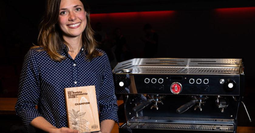 Luise Metelka of Flight Coffee