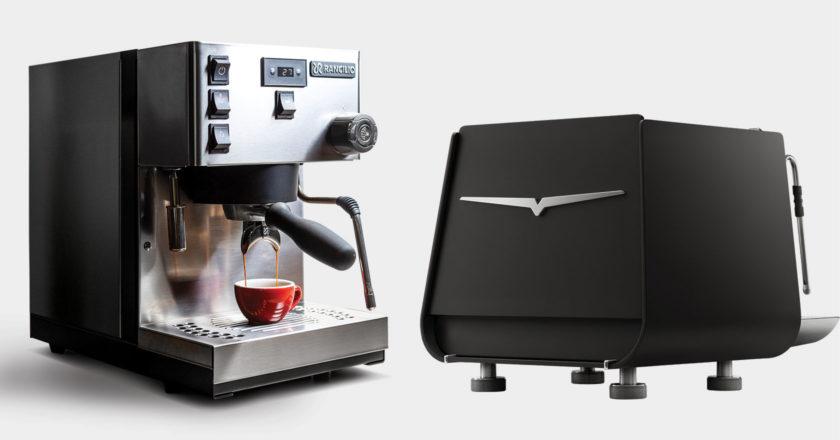 domestic coffee machine