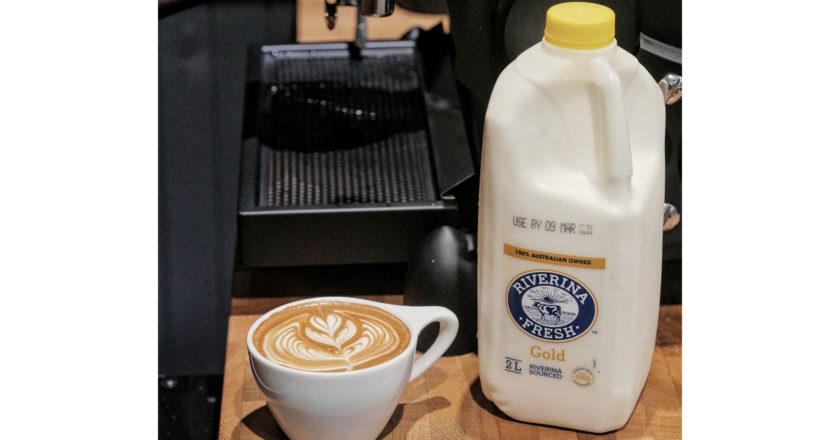 Riverina Fresh Gold Milk